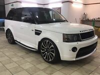 !!2012 AUTOBIOGRAPHY KIT!! RANGE ROVER SPORT 2.7 TDV6 HSE / FULL LOADED WITH ALL EXTRAS / SERVICED