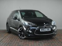 DS DS 3 1.6 THP DSPORT 3DR (black) 2016