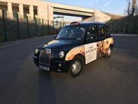 LONDON TAXI 2012 TX4 EURO 5 BLACK CAB FOR RENT ONLY £200 Per Week