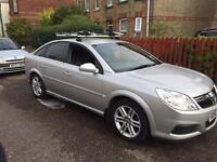 Vauxhall vectra 2007 only 54000 miles