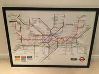 Mojo Tube Map of Music