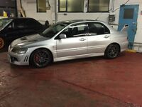 EVO 7 WITH LOW MILEAGE AND GREAT SPEC!