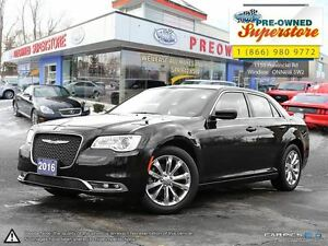 2016 Chrysler 300 Touring***leather/NAV/sunroof***