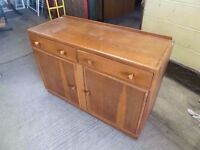 2 Draw 2 Cupboard Side board Delivery Available