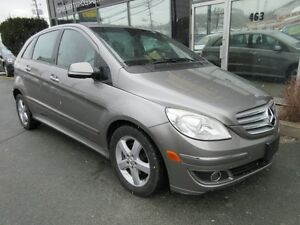 2007 Mercedes-Benz B-Class B200 AUTOMATIC WITH ALLOYS