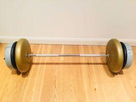 *****Weight bar & weights set*****