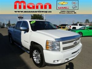 2011 Chevrolet Silverado 1500 LTZ | Z71, Sunroof, Tow package.