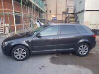 Audi A3 SE FSI 2.0L SAT NAV --- NEW MOT --- CRUISE CONTROL, TINTED WINDOWS