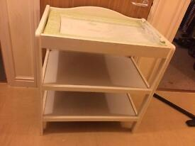 Changing table - Babies 'r' us