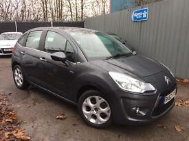 2012/62 CITROEN C3 1.6 AUTOMATIC EXCLUSIVE # GENUINE LOW 15,000 MILES # EXTENDED WINDSCREEN #CAT D