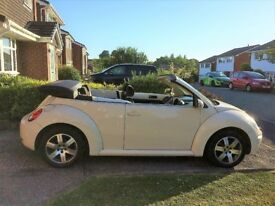 Beautiful VW Beetle, Excellent condition, low mileage, new service & MOT (July)