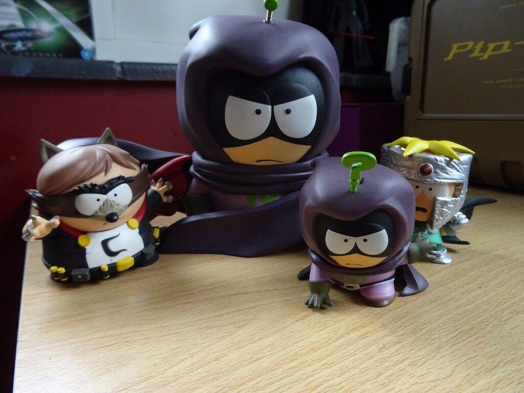4 South Park Figures