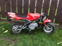 Super Moto 50cc