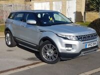 Land Rover Range Rover Evoque 2.2 SD4 Prestige AWD 5dr/FDSH/LOW MILES