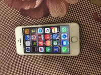 IPhone SE 64gb gold .