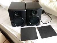 AV40 Monitors (speakers)
