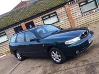 Daewoo nubira cdx estate car automatic petrol cheap bargain px swap possible