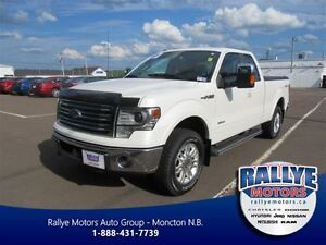2013 Ford F-150 XLT! Leather! Sunroof! Back-Up! 4x4!