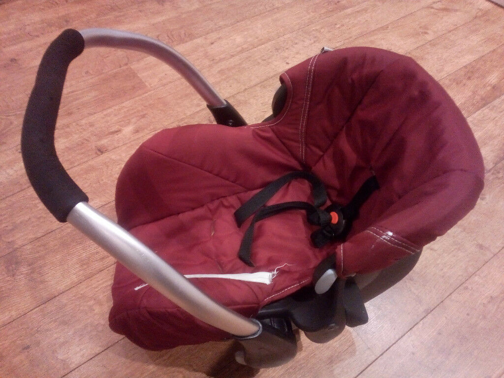Hauck Childs car seat birth to 2yrs