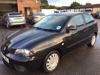 Seat Ibiza 1.2 12v Reference 3dr 2007 (57 reg), Hatchback £1399