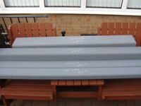 Posts Steel Box Section Ideal for Gate Posts or Lintels BARGAIN (ONLY 2 LEFT)