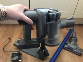 Rechargeable Dyson vacuum