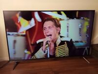 Panasonic 55 Inch 4K Ultra HD LED 3D Smart TV With Freeview HD (Model TX-55CX400B) With Wall Mount!!