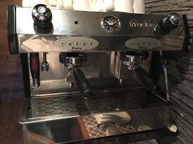 Fracino Coffee Machine and Coffee Grinder