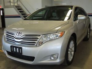 2011 Toyota Venza AWD, LEATHER, PANO ROOF, BACK UP CAMERA, ALLOY