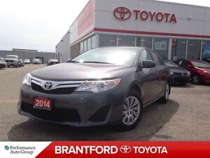 2014 Toyota Camry LE Check out the Video 1.9% TCUV Rate O.A.C.