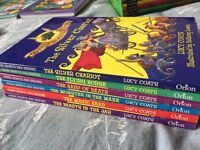 Greek Beasts and Heroes books (set of 6) by Lucy Coats