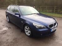 BMW 5 SERIES 2.5 525d SE Touring 5dr HPI CLEAR+6 MONTHS WARRANTY