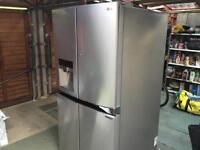 LG 4 door fridge