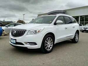 2016 Buick Enclave Leather AWD 7 Passenger Option *Blind Side Al