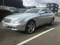 2007│Mercedes-Benz CLS 3.5 CLS350 7G-Tronic 4dr│3 MONTHS WARRANTY │SERVICE HISTORY