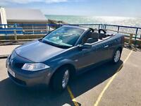 Urgent CONVERTIBLE RENAULT MEGANE KARMANN 1.9 CDI, AUTOMATIC, VERY RARE MODEL, EXCELLENT COND