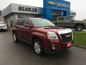 2011 GMC Terrain SLE-2 w/ rear camera