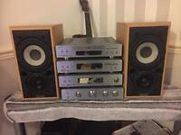 Mission 700 Speakers in great condition