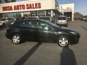 2010 Mazda MAZDA3 SUNROOF 4 NEW TIRES PW PL PM NO ACCIDENT LOCAL