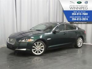 2014 Jaguar XF 4dr Sdn V6 AWD *LOCAL ONE OWNER LEASE RETURN*