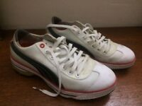 Golf shoes - puma cell size 8