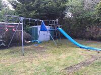 TP Garden Swing Set