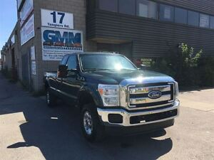 2012 Ford F-250 XLT Exteneded Cab Long Box 4X4 Gas