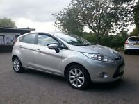 2011 Ford Fiesta Zetec 5 Door Hatchback, Alloys, FSH, 2 Remote Keys, HPI Clear, Excellent Condition