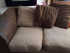 Free corner sofa needs gone today