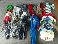 Boys 6-9 months clothing bundle