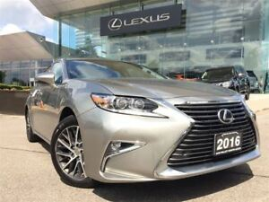 2016 Lexus ES 350 Touring Pkg Navi Back Up cam Leather Sunroof