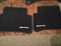 Mercedes (AMG CLS) car mats