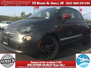 2016 FIAT 500 Pop | DEMO CLEARANCE | BLUETOOTH | MANUAL