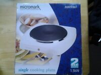 Single Cooking Plate